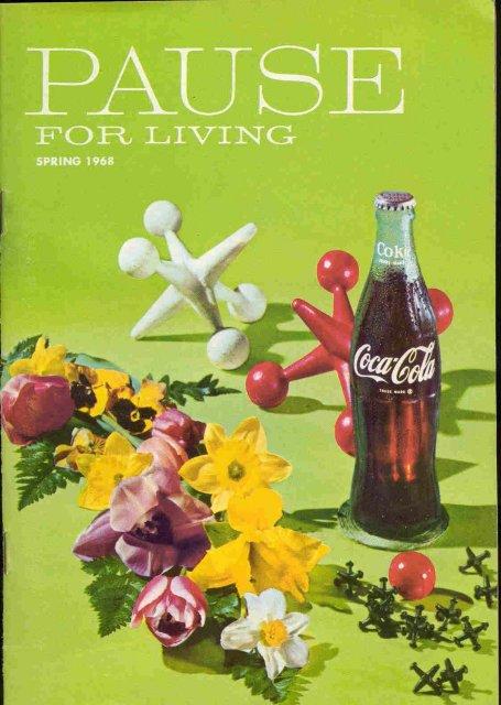Coca Cola Pause Magazine