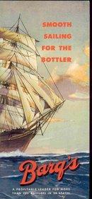 Barq's Soda Booklet ~ 1950