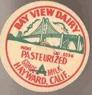 Bayview Dairy Milk Cap