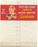 Sunbeam Bread Lunch Bag