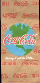Coca-Cola Soda Snack Bag