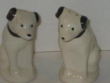 RCA Dog Salt Pepper Shakers