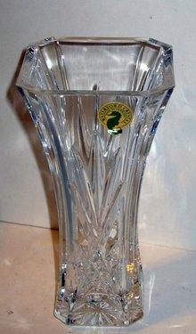 Waterford Crystal Flower Vase  6