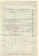 old vintage 1929 PAINE WEBBER Stock Certificate