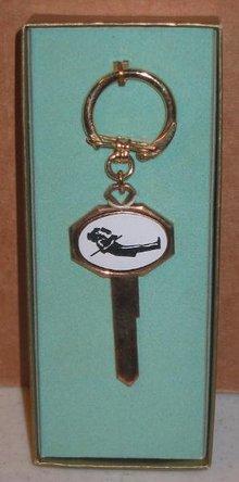 Harper Whiskey Keychain in Original Box
