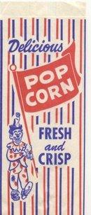 Delicious Popcorn Bag