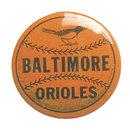 old vintage 1960s Baltimore Orioles Pinback
