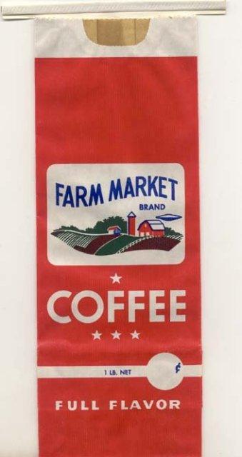Farm Market Coffee Bag