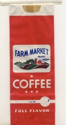 Farm Market Coffee Bag