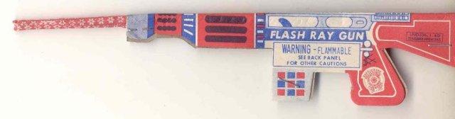 Ray Gun Toy 1940s