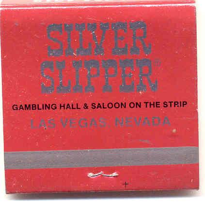 Silver Slipper Casino Matchbooks