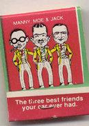 Pep Boys Auto Matchbook