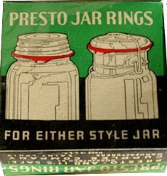 Presto Jar Rings - Full Box
