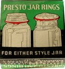 Presto Jar Rings - Full Box