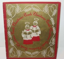 Christmas Carols Music Booklet