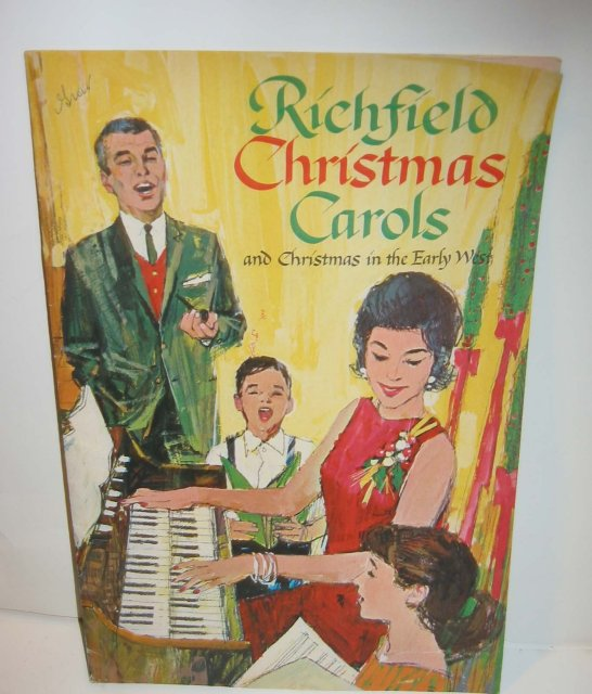 Richfield Christmas Carols Booklet
