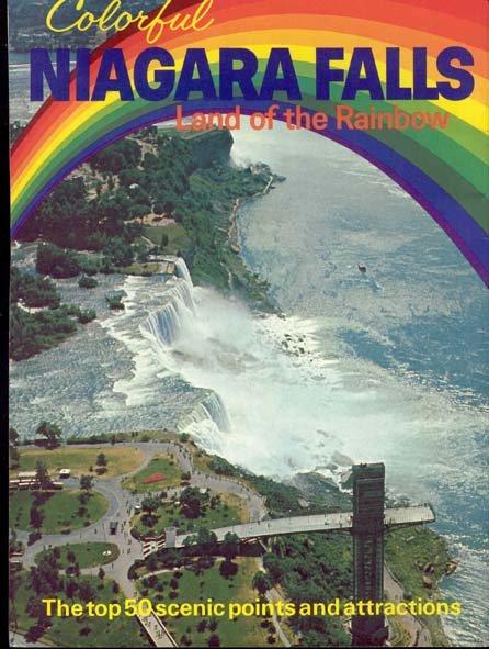 Niagara Falls Travel Booklet * Canada