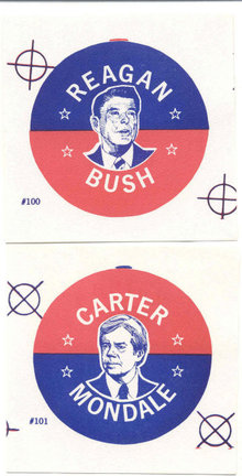 Carter Regan Proof Sheets 1980s