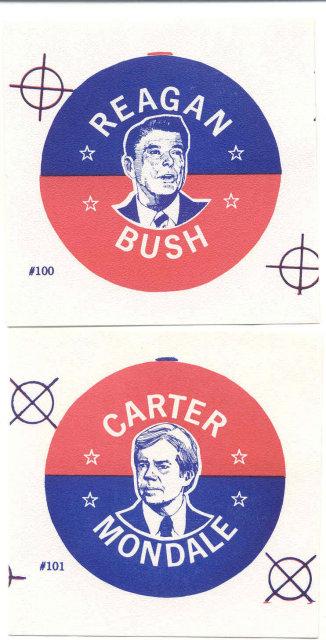 Carter Regan Proof Sheets 1980s
