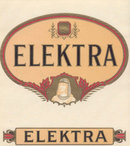 Elektra Cigar Label