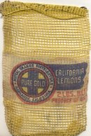 Pure Gold Lemon Bags