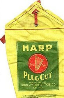 Harp Tobacco Bags