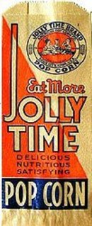 Jolly Time Popcorn Bag