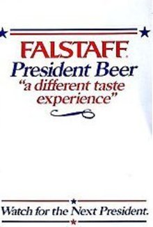 Falstaff Beer Sign