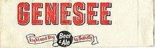 Genesee Beer Hat - Bartender