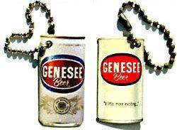 Genesee Beer Keychains