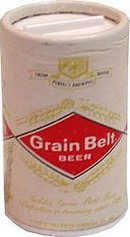 Grain Belt Salt Shakers 1950s