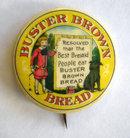 Buster Brown Pinback