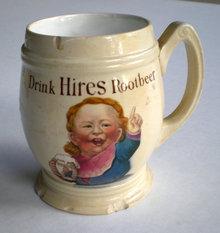 Hires Root Beer VILLEROY BOCH Drinking Mug