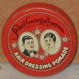 Sweet Georgia Brown Negro Cosmetic Tin
