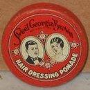 Sweet Georgia Brown Negro Cosmetic Tin
