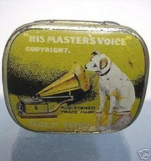 RCA Gramophone Needles Tin