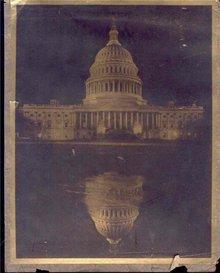 Capitol Building Print
