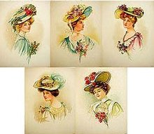 Victorian Easter Art Prints Collection
