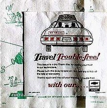 CHEVROLET CAR AD NAPKINS * CHEVY * 1973