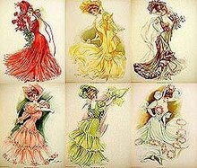 6 old vintage VICTORIAN LITHO PRINTS * ny show