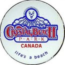 Crystal Beach Canada Park Magnets