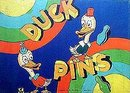 Duck Pins Bowling Game 1929