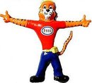 Exxon Gas Tiger Toy - Bendable Figure