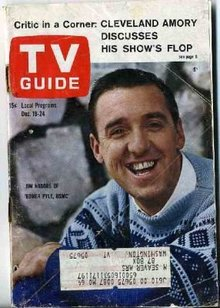 Jim Nabors 1965 TV Guide