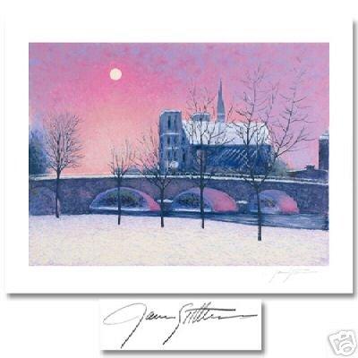 Original Signed Serigraph JAMES SCOPPETTONE Art