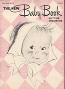 VINTAGE KNITTING BOOK ~ 1947CROCHETING BABY CLOTHES BOOK