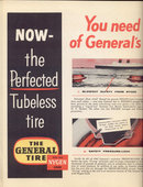 General Tire Brochure & Letterhead