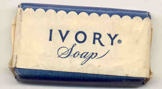 Ivory Soap Hotel Sample Bar