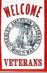 WW2 Veterans Banner