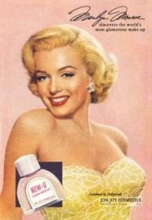 MARILYN MONROE SIGN ~ TIN